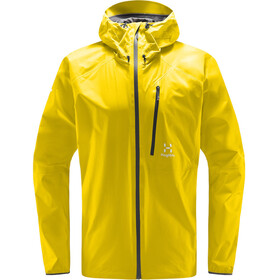 Haglöfs L.I.M Jacket Men, signal yellow